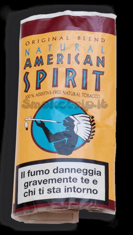 tabacco american spirit