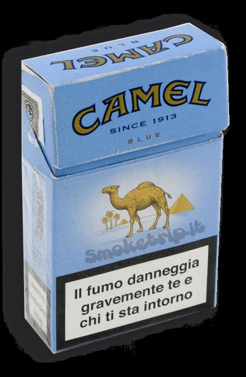 Sigarette Camel Blu