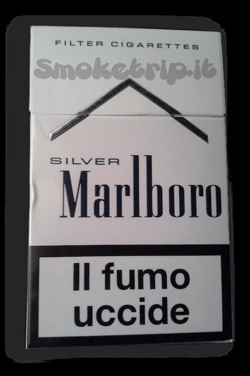 marlboro silver