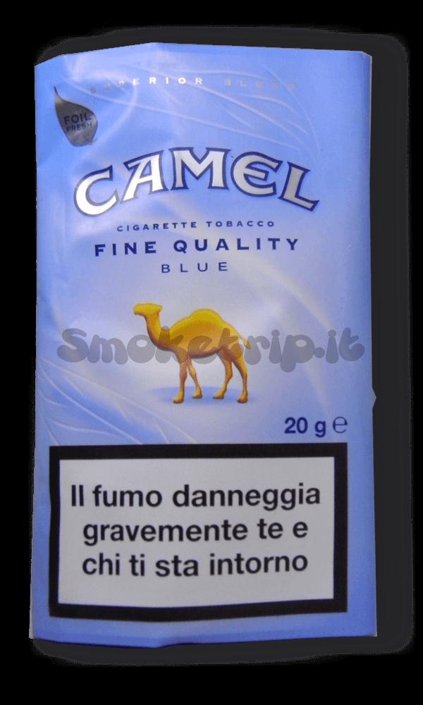 tabacco camel blu.