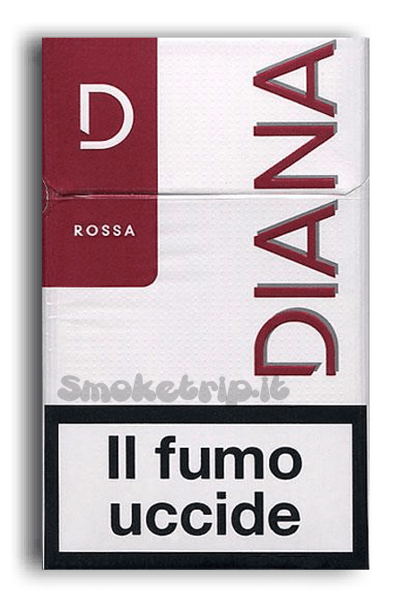 Sigarette Diana Rosse