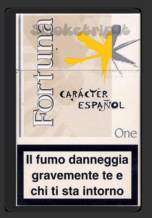 Sigarette Fortuna One
