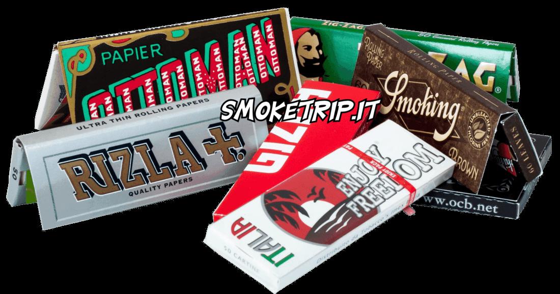 Cartine X Tabacco.Cartine Corte Per Sigarette Tabacco Lista Completa 2018