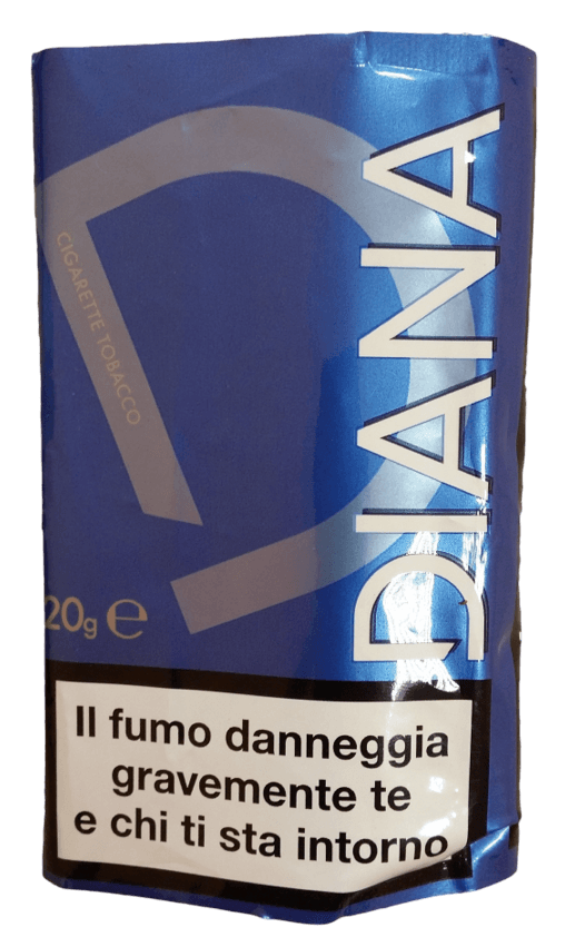 Tabacco Diana Blu
