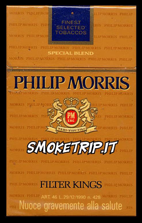 Philip Morris Gialle