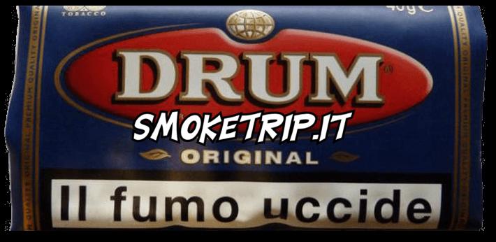 tabacco drum original