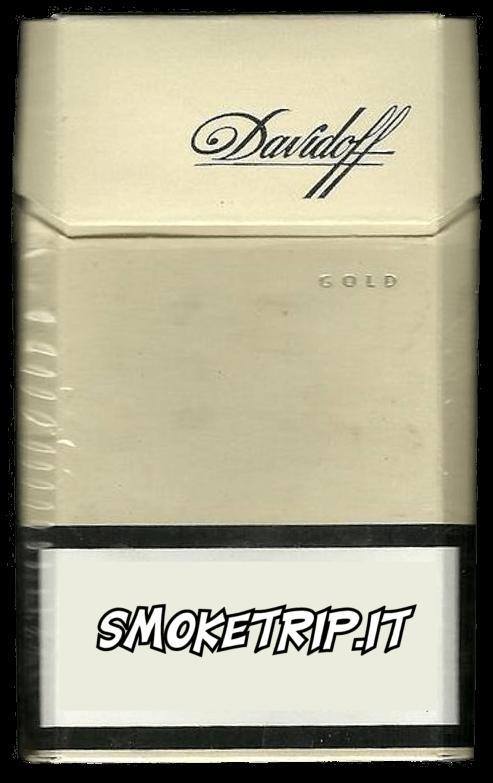 Sigarette Davidoff Gold