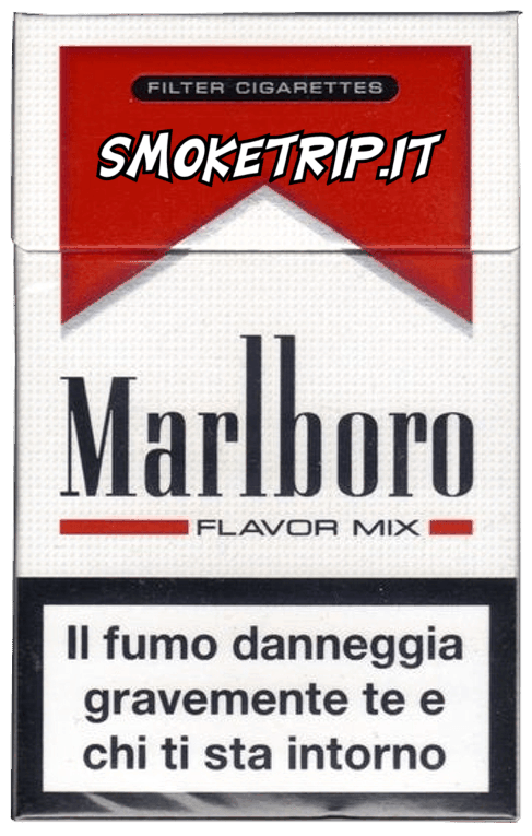 Sigarette Marlboro Flavor Mix