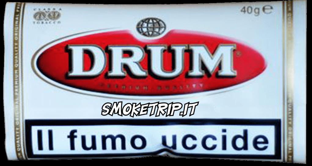 Tabacco Drum Bianco