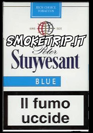 Peter Stuyvesant Blue