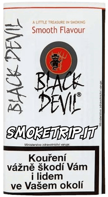 Tabacco Black Devil Smooth Flavour