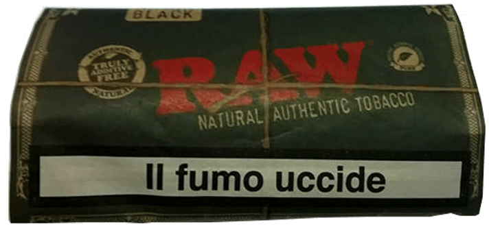 Tabacco Raw Black