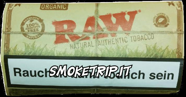 Tabacco Raw Organic