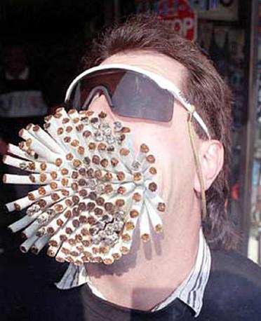 fumatore sano