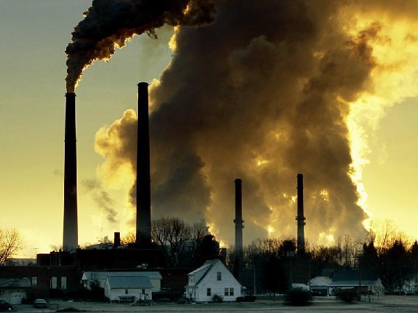inquinamento globale fumo