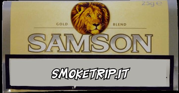 Tabacco Samson Bianco