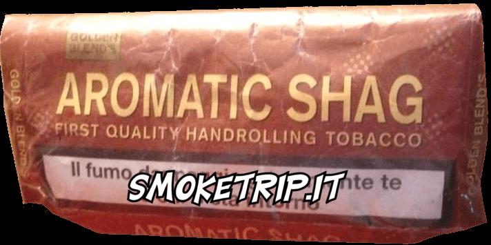 tabacco aromatic shag
