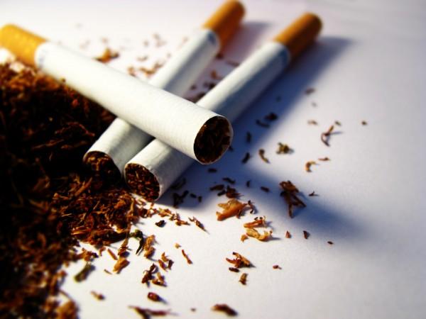 consumo di tabacco e sigarette nel mondo