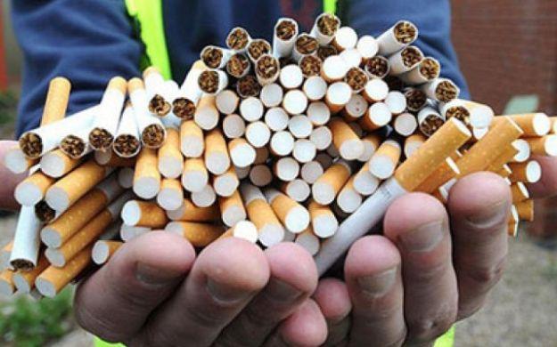 industria del tabacco e delle sigarette