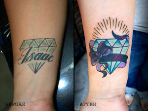 Come coprire un tatuaggio? guida al cover up