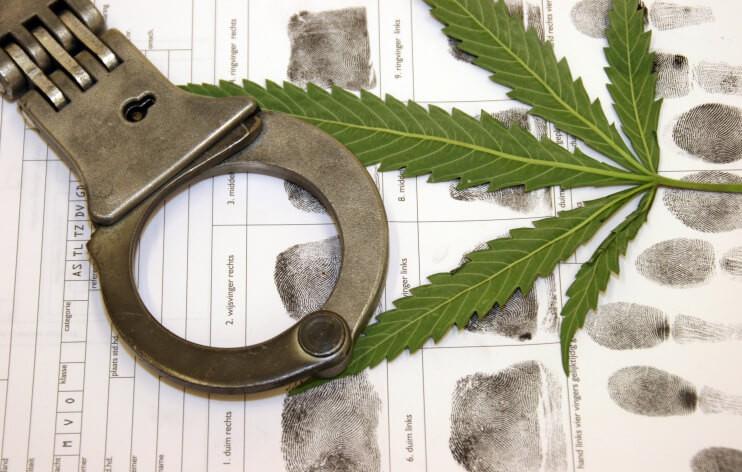 marijuana illegale