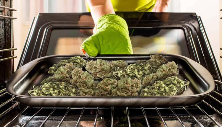 decarbonizzazione marijuana