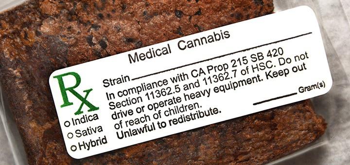 cannabis edible al cioccolato
