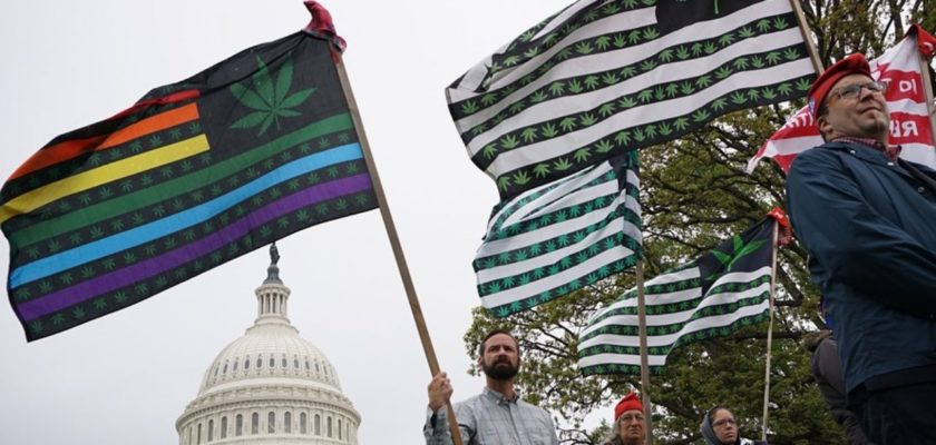 cannabis usa legalizzazione sondaggi