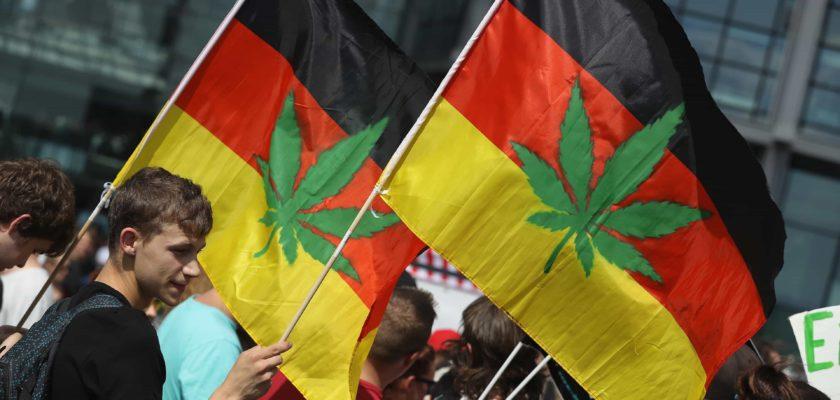 legalizzazione cannabis germania