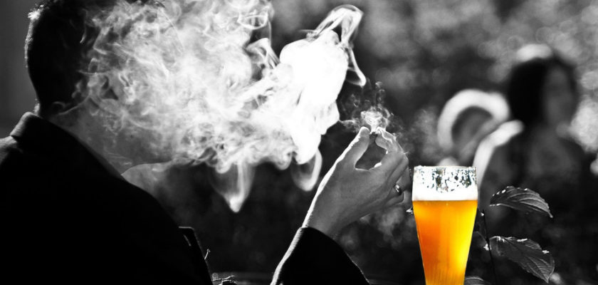 tobacco beer